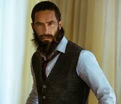 Hairstyles For Medium Hair For Men by Best Men U0027s Hairstyles For Beards Gentleman U0027s Foundry
