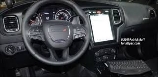 dodge charger pursuit 2016 dodge charger upgrade 12 inch computer screens