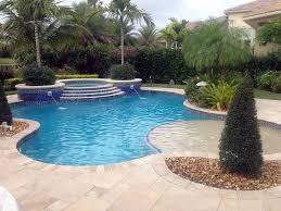 spas portfolio of aaa custom pools inc south florida spa designer