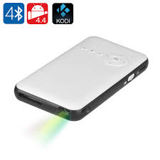 projector for android 4 4 mini dlp projector