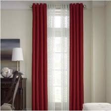 Blackout Curtain Panels With Grommets Royal Velvet Plaza Grommet Top Lined Blackout Curtain Panel 50