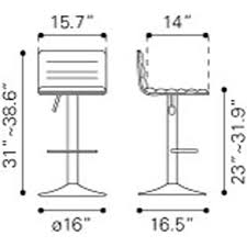 Dining Room Chair Dimensions by Chair Starmore Counter Height Dining Room Table Ashley Furniture