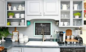 DIY Backsplash Ideas To Refresh Your Kitchen On A Budget - Inexpensive backsplash ideas for kitchen