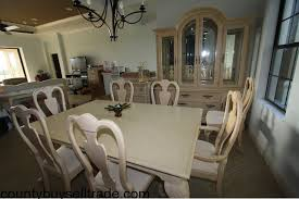 Stanley Dining Room Table Stanley Dining Room Set In Englewood Sarasota Florida County