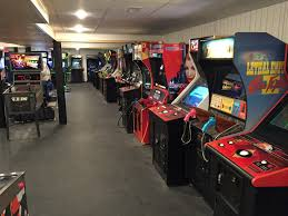 modern and classic games at fun unlimited in deep creek lake