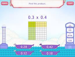 multiply decimals worksheets fifth grade math