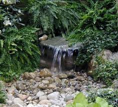 Small Backyard Ponds And Waterfalls by Best 25 Diy Pondless Waterfall Ideas Only On Pinterest Diy