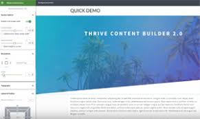 themes builder 2 0 thrive updates preview any day now cybercash worldwide