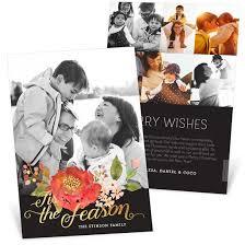 christmas postcards christmas cards custom designs from pear tree