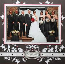sle wedding albums 16 best wedding craft ideas images on scrapbooking