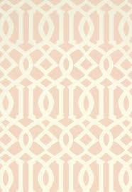5005806 imperial trellis ii blush by fschumacher wallpaper