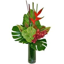 tropical flower arrangements tropical flower arrangements tropical vase arrangements