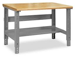 36 by 48 table packing table 48 x 36 composite wood top h 3657 wood uline