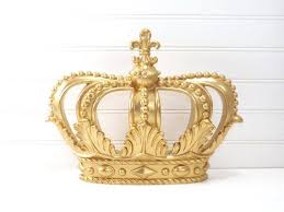 Metal Crown Wall Decor Gold Princess Little Like This Item Pink