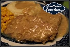 soul food smothered pork chop recipes good pork recipes