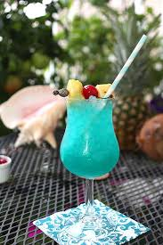 blue hawaii cocktail creative culinary