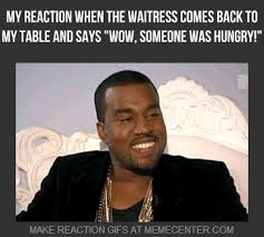 Funny Waitress Memes - funny waitress memes