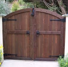 Backyard Gate Ideas Best 25 Fence Gate Design Ideas On Pinterest Wood Fence Gate