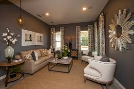 Simple Living Room Decor Gray Walls L And - Grey and brown living room decor ideas
