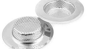 Kitchen Sink Drain Basket Stainless Steel Kitchen Sink Strainer 4 5 Inch Diameter Drain