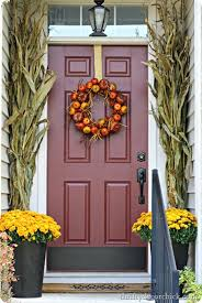 31 Days of Fall Inspiration Decorating with corn
