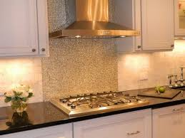 kitchens with stainless steel backsplash interior awesome white stone kitchen backsplash and