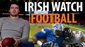 football for thanksgiving irish people watch american football for the first time youtube