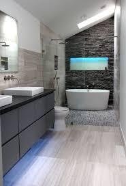 modern master bathroom ideas amazing master bath retreat with stacked back wall