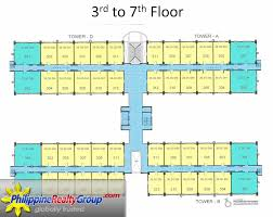 French Chateau Floor Plans Chateau Elysee Paranaque Metro Manila Philippine Realty Group