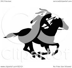 Free Silhouette Images Native American Animal Clipart Free Silhouette Free Native