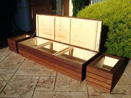 storage bench with seating bench waterproof a outdoor storage box