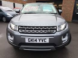 land rover range rover 2014 used 2014 land rover range rover evoque sd4 pure tech for sale in