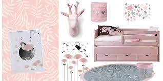 chambre fille chambre enfant gris déco pour une chambre