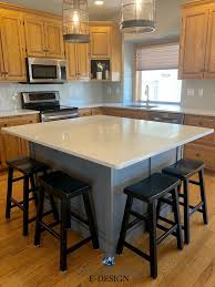 kitchen color ideas with oak cabinets and black appliances update oak or wood cabinets without a drop of paint