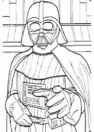 good darth vader coloring pages 66 remodel coloring books