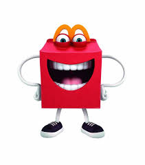 mcdonald s on say hello to our newest friend happy