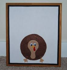 nap time crafts felt turkey for toddlers w template