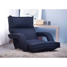 Folding Chaise Lounge Merax Adjustable Fabric Folding Chaise Lounge Sofa Chair Floor