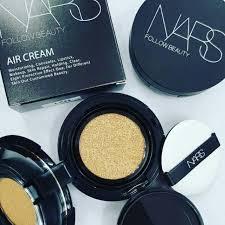 Bedak Nars nars air health makeup on carousell