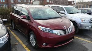 toyota awd cars new 2017 toyota sienna awd xle black friday sale for sale in