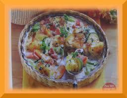 recettes maxi cuisine recette gratin grand mère dans la maison d emy