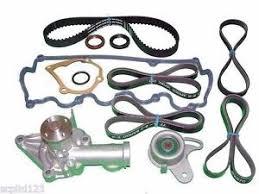hyundai accent timing belt timing belt water seals kit fits hyundai accent 1995 1996