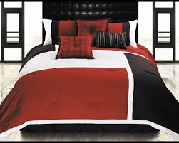 Black And White Bedrooms Red Black And White Bedroom Sets Khabars Net