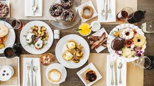 brunch table the most extravagant place to brunch in every state gobankingrates