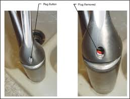how to replace a single handle kitchen faucet repairing kohler faucet