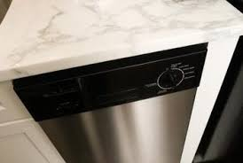 installing a dishwasher in existing cabinets what is the rough opening for most dishwashers home guides sf gate