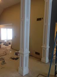 interior pillars interior columns for homes spurinteractive com