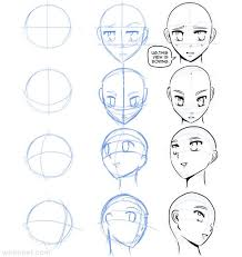 gallery anime sketches tutorial drawing art gallery