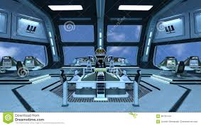 control room stock illustration image 58781544
