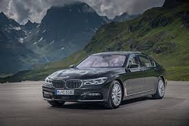 bmw cars com 2017 bmw 740e our review cars com